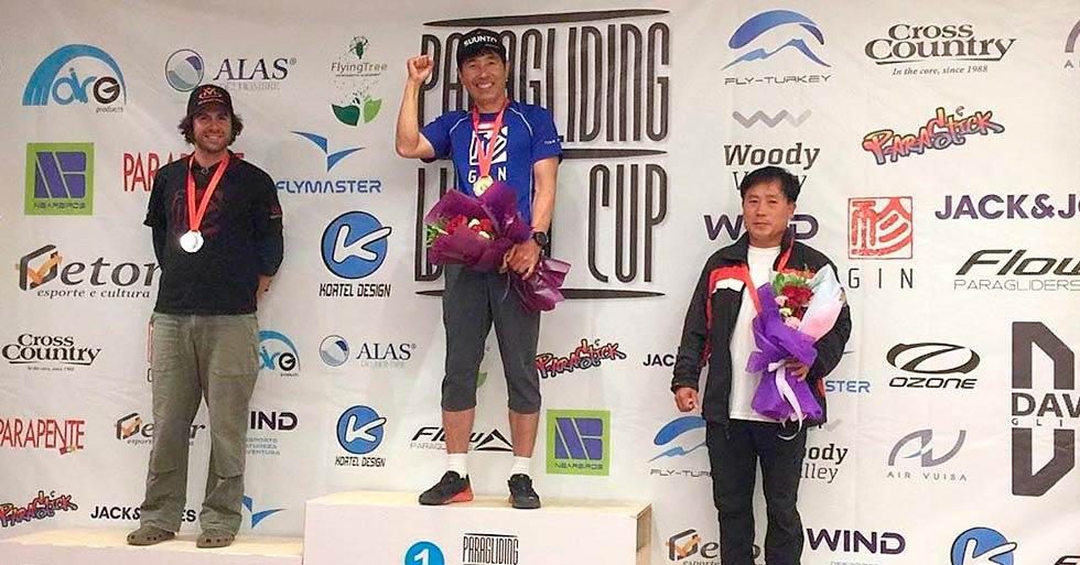 Ha-Chi wins in China