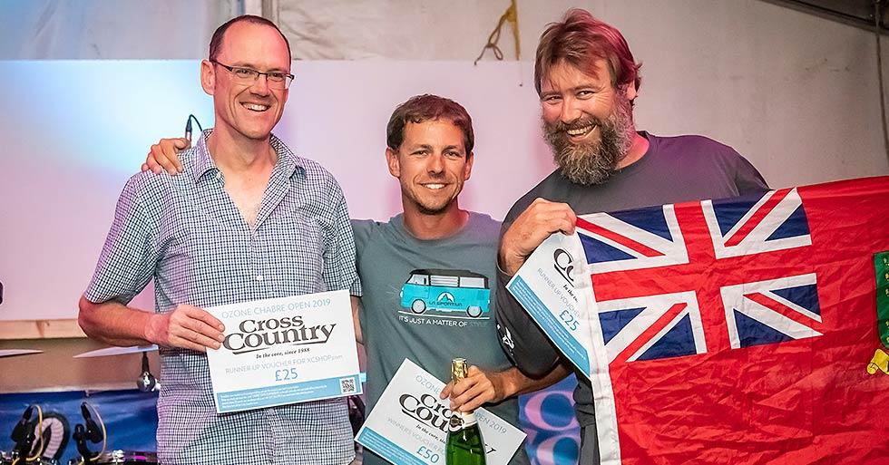 Ozone Chabre Open 2019 winners