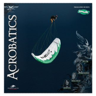 Acrobatics is a groundbreaking book all about paragliding acro. Created by an expert team, it is the perfect book for new and intermediate acro pilots