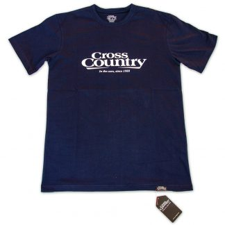 Cross Country Classic T - Navy Blue