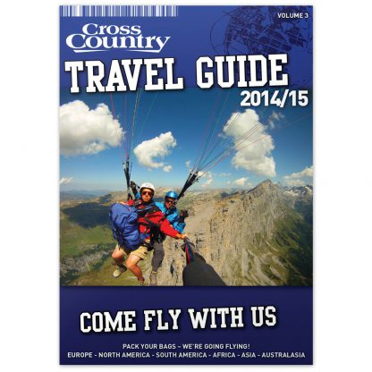 Cross Country Travel Guide 2014