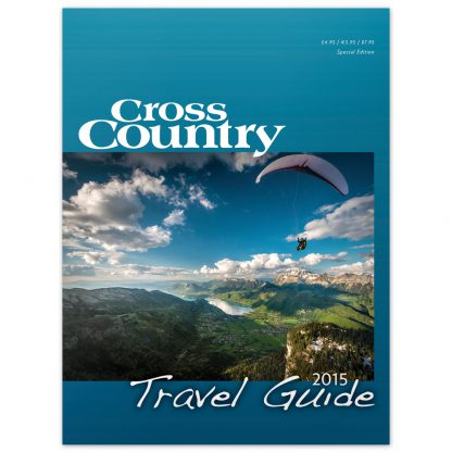 Cross Country Travel Guide 2015