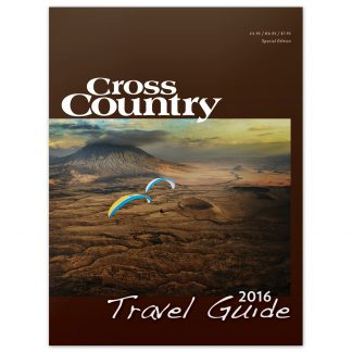 Cross Country Travel Guide 2016