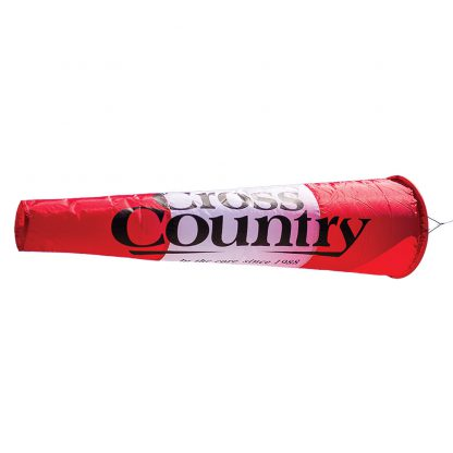 Cross Country paragliding windsock for paragliding paramotoring hang gliding