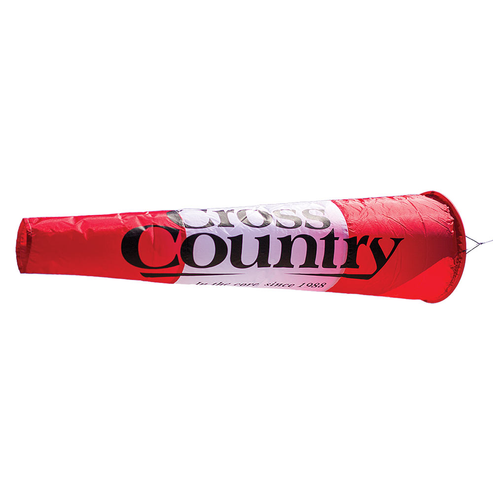 Cross Country Windsock