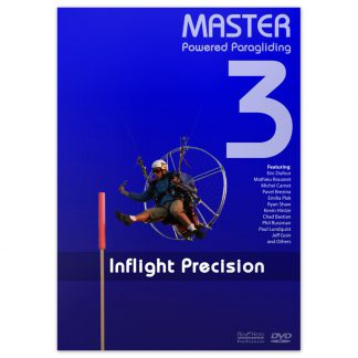 Master Powered Paragliding 3 - Inflight Precision