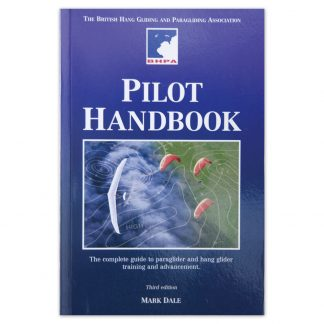 The Pilot Handbook is the British Hang Gliding and Paragliding Association's (BHPA's) standard textbook for paraglider and hang glider pilots