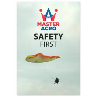 Master Acro Safety First
