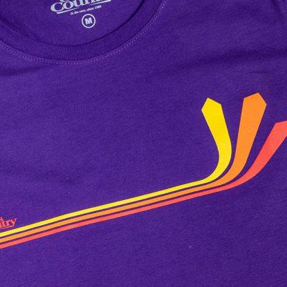 Women's Atari 2019 T-shirt in dark purple