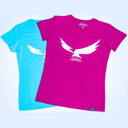 Women's Cross Country Eagle T-shirt