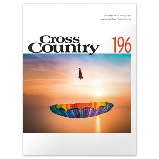 Cross Country 196 (Dec 2018 - Jan 2019)