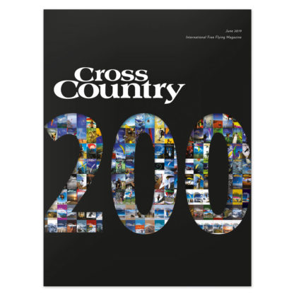 Cross Country Magazine issue 200 (June 2019)