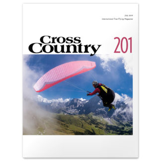 Cross Country Issue 201