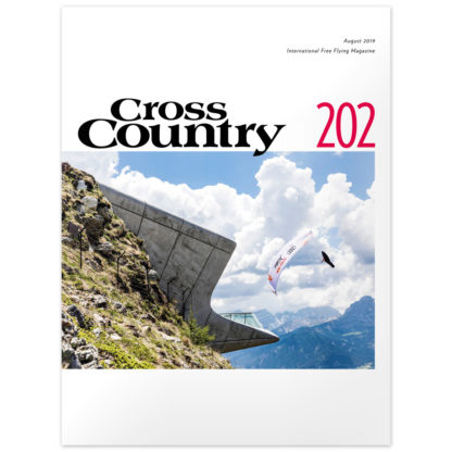 Cross Country magazine issue 202 (August 2019)