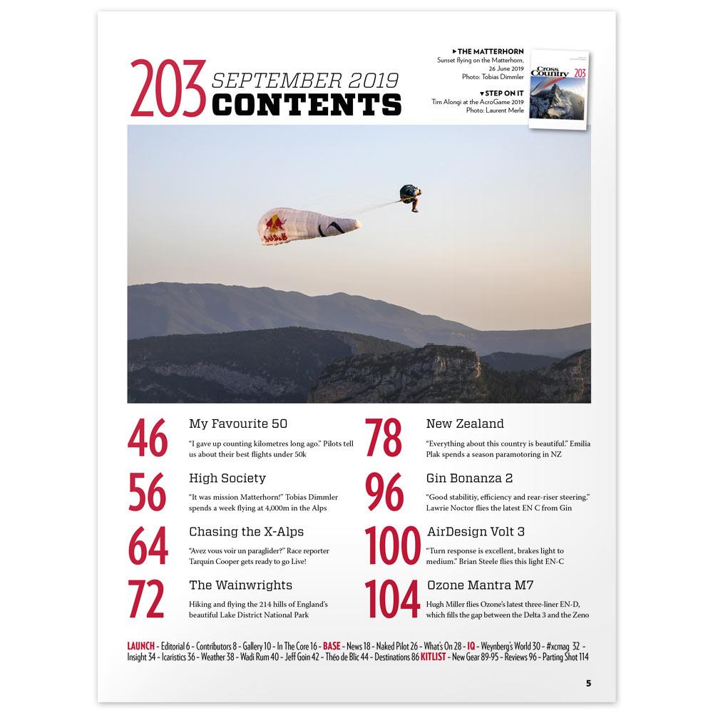 Cross Country Magazine Issue 203 | September 2019