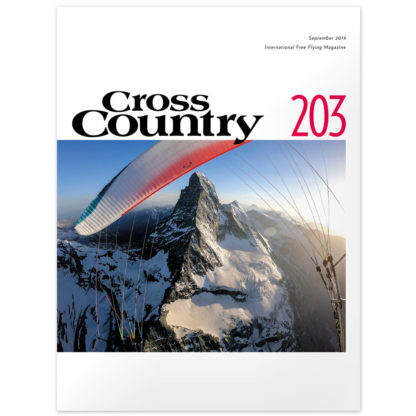Cross Country Magazine issue 203