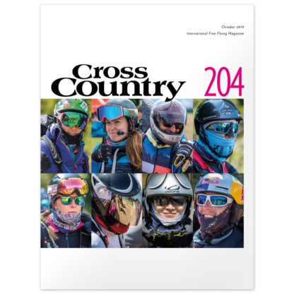 Cross Country Magazine issue 204