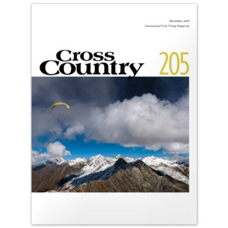 Cross Country Magazine Issue 205 (November 2019)