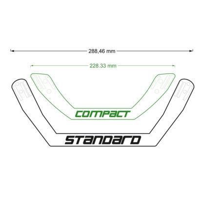 Bullet Speedbar Compact