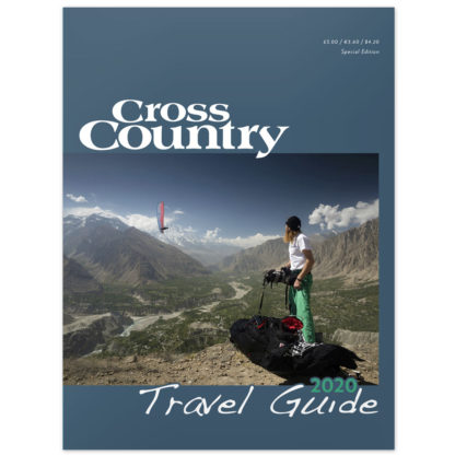 Cross Country Travel Guide 2020