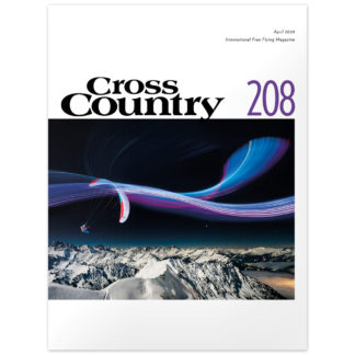 Cross Country Magazine issue 208 (April 2020)