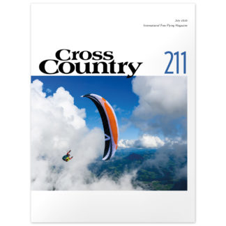 Cross Country Magazine issue 211 (July 2020)