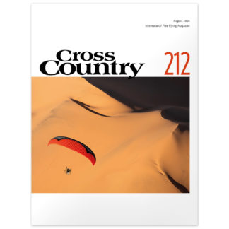 Cross Country Magazine Issue 212 (August 2020)