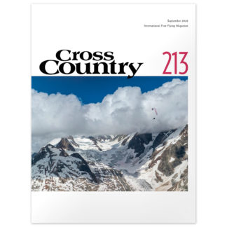 Cross Country Magazine issue 213 (September 2020)