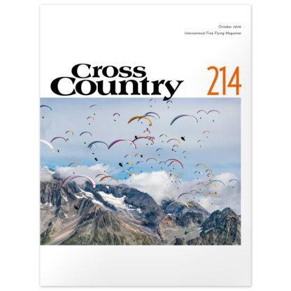 Cross Country Magazine issue 214 - October 2020