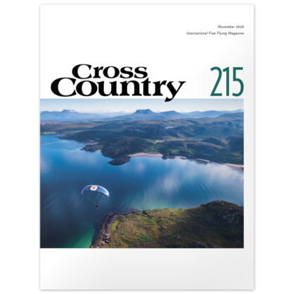 Cross Country Magazine issue 215 (November 2020)