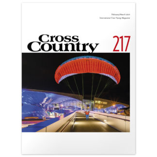 Cross Country Magazine issue 217 (February - March 2021)