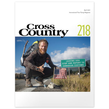 Cross Country Magazine Issue 218 (April 2021)