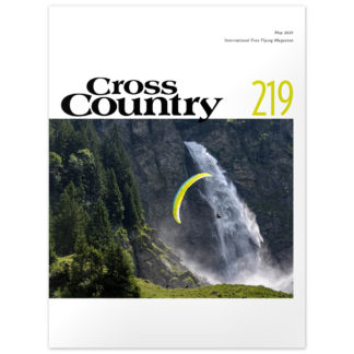 Cross Country Magazine Issue 219 May 2021