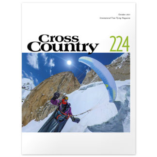 Cross Country Magazine issue 224 (October 2021)