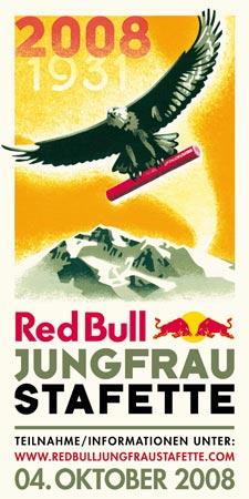 Red Bull Jungfrau Stafette 2008