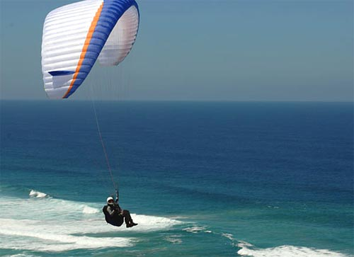 Fancy a walk? The Alpha 4 Hike is aimed at paraglider pilots who like to take a hike