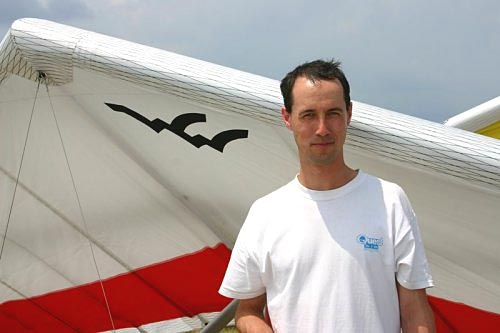 Bruce Kavanagh, a brilliant and dedicated hang glider pilot