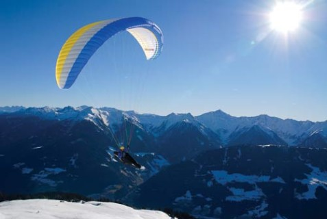 Airwave Sport 4 paraglider