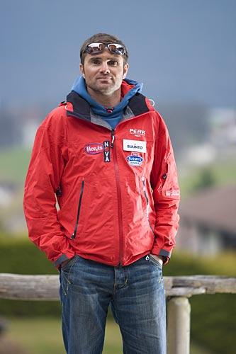 Alex Rauter has succeeded in his 7 Zugspitz Summits challenge