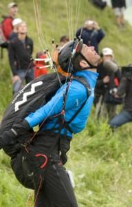 Alex Hofer (SUI1) launches