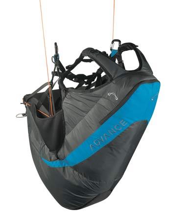 Advance Axess 2 Air paragliding harness
