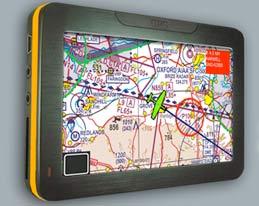 NATS / Airbox' GPS UK airspace warning unit, Aware