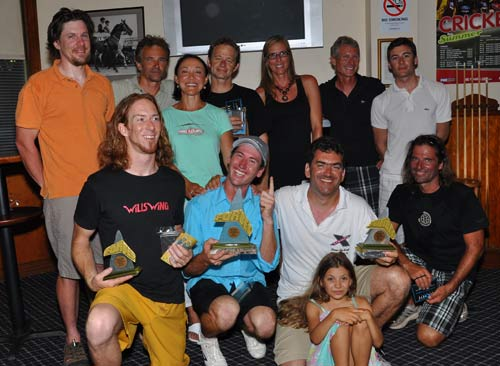 Top Ten presentation, Forbes Flatlands 2010. Photo: Vicki Cain, www.moyes.com.au