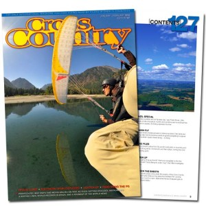 Cross Country Magazine Issue 127 Contents