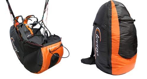 Mac Para Levity reversible lightweight harness