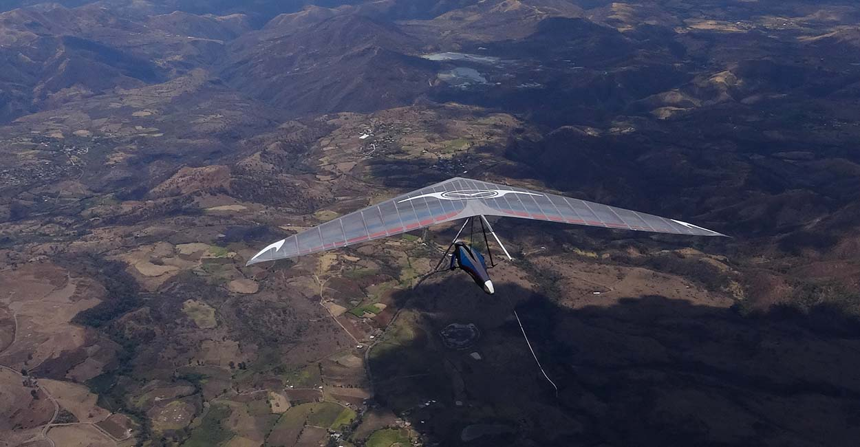 What-Is-a-Hang-Glider. Photo: Antoine Boisselier
