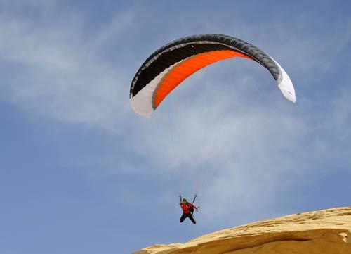 Paratech P12 beginners' EN A paraglider