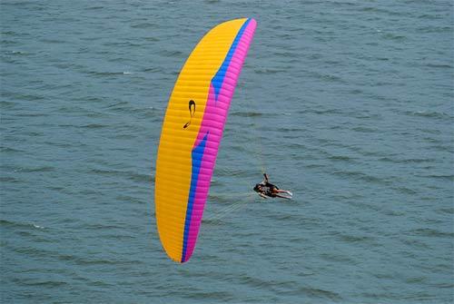 Sol Synergy 4 EN C paraglider