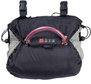 Gin Yeti lightweight external reserve container