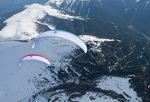 Gradient Avax XC3 serial class paraglider